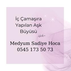 Ic Camasira Yapilan Ask Buyusu